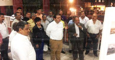 Inician actividades en el marco del 65 aniversario de Poza Rica