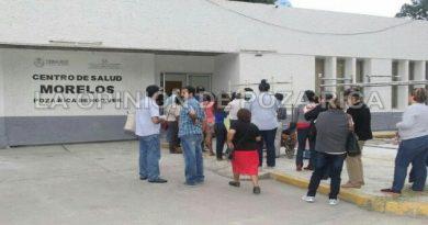 Reanudan actividades en el Centro de Salud Morelos