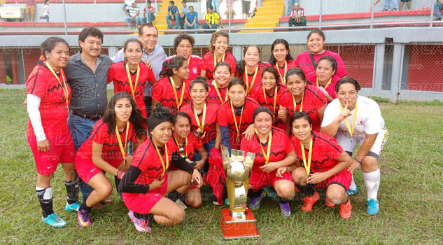 Torneo de Barrios 2016