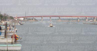 Alistan redes de pesca y lanchas