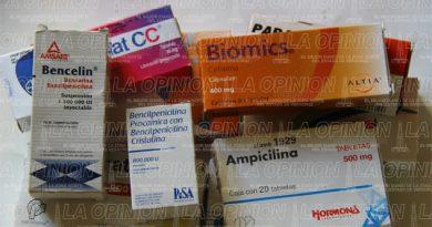 Anarquía en farmacias