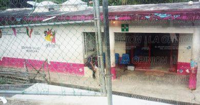 Centros de salud sin medicinas
