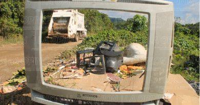 Contamina basura electrónica