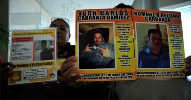 Denuncian a Duarte ante PGR