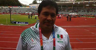 Detiene PGR al director de la Federación Mexicana de Atletismo