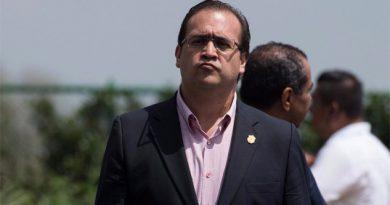 Detienen a Javier Duarte