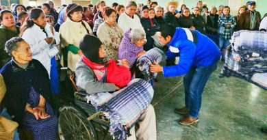 Fluye apoyo invernal para necesitados