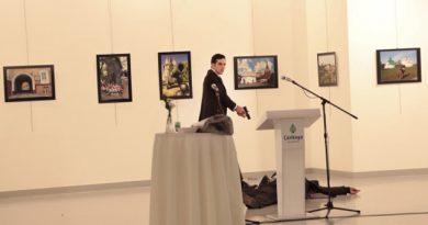 Fotógrafo narra el asesinato del embajador ruso