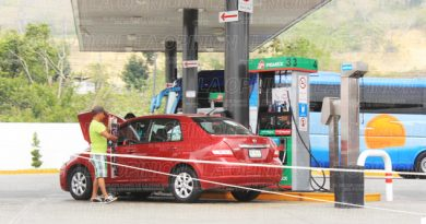Gasolina queda sin subsidio