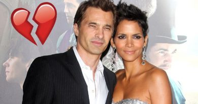 Confirman divorcio de Halle Berry y Olivier Martinez