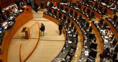 Legislación de Ley de Seguridad Interna iniciaría en enero