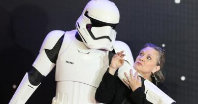 Muere Carrie Fisher