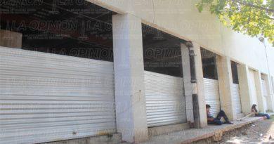 Obras irregulares en el Hospital Regional