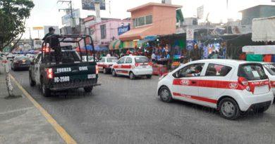 La vocera del mercado Poza Rica, Marcela Vicencio Delgado, indicó que después de varias peticiones de reforzar la seguridad rn la zona centro, con el operativo que pusieron en marcha el día de ayer espera que la población salga a comprar con más tranquilidad.