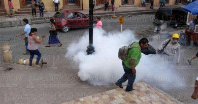 Papantla ocupa el 2o lugar en casos de dengue