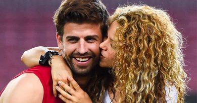 Piqué dejará a Shakira por otro hombre