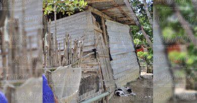 Pobreza y marginación en Papantla
