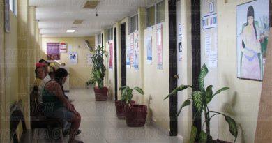 Por cumple años de doctor suspenden consultas a embarazadas en Hospital Civil