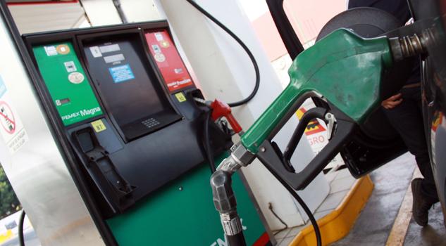 Precios de la gasolina podrían subir entre 17 y 22 por ciento
