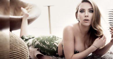 Scarlett Johansson una fusión entre música y cine
