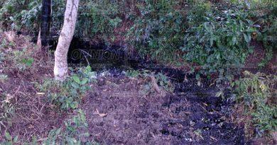 Se extiende mancha de hidrocarburo, por lluvia