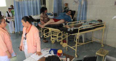 Sin servicios el hospital regional