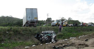 Tihuatlán Álamo Familia Accidente