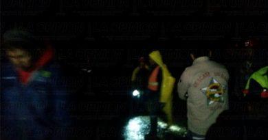 Un muerto, 5 lesionados y un desaparecido tras deslave