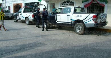 10 integrantes requieren para la Policía local
