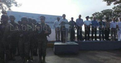 Ponen en marcha el Operativo Tuxpan-Huasteca
