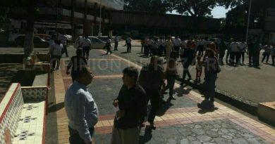 Movilización contra alza de los combustibles en Poza Rica