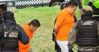 35 Detenidos Secuestro