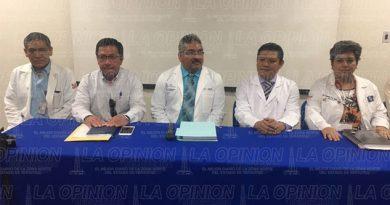 Agustín Ruiz Gallardo, nuevo director del Hospital Regional de Poza Rica