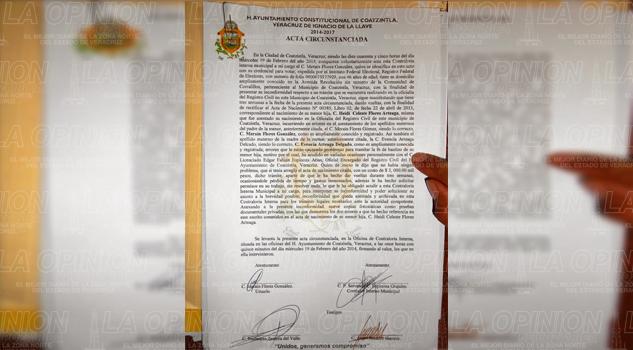 Archivaron denuncias contra Édgar Espinoza