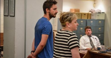 Arrestan a Shia LaBeouf en Nueva York