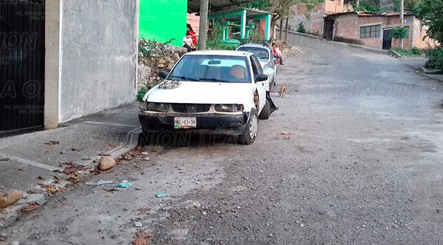 Automóvil Sin Frenos