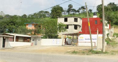 Autorizan gaseras en zona urbana