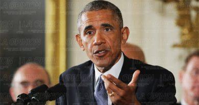 Barack Obama discrepa con la noción de discriminar con base en la fe o religión