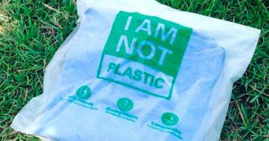 Bolsas de plástico vegetal que se disuelven en agua caliente