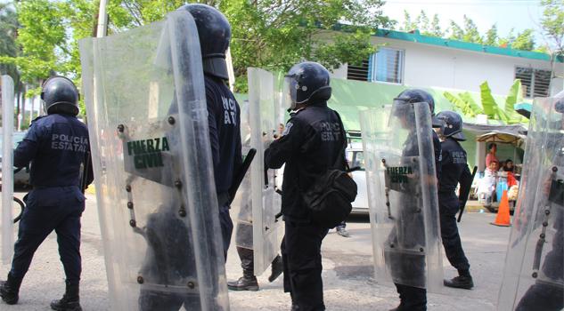 Cárcel a malos policías