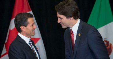 Canadá podría seguir sin México en el TLCAN