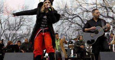 Censuran temas de Madonna por comentarios contra Trump
