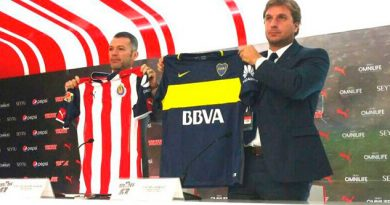 Chivas Boca Juniors