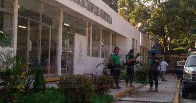 Confirman la consignación los 38 detenidos en enfrentamiento