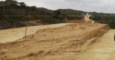 Construcción de Tuxpan-Tampico sin generar empleos