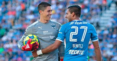 Cruz Azul Monterrey