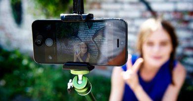 Cuidado con las selfis