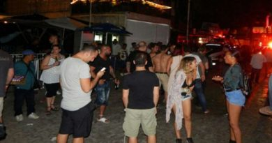 Dos veracruzanos, entre asesinados en Playa del Carmen