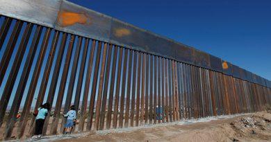 El muro de Trump dista mucho de la realidad