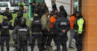 En suspenso la situación jurídica de los 35 detenidos